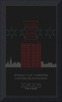 Stanley Cup Champion Blackhawks