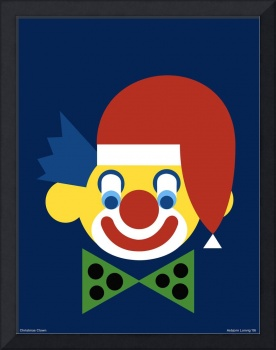 Happy Christmas - Clown