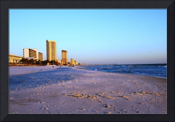 Panama City Beach seascape