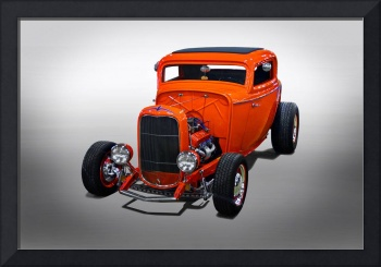 1932 Ford 'Cool Old School' Coupe