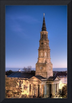 St Philips Church Charleston South Carolina