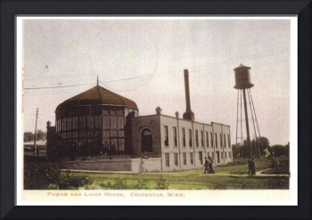 Water Works and Power House in Crookston