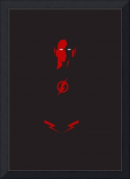 The Flash - Red and Black