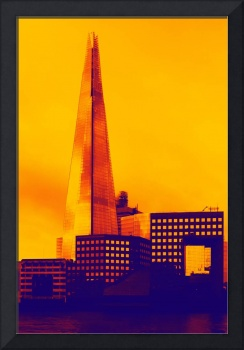 Modern - The Shard London England