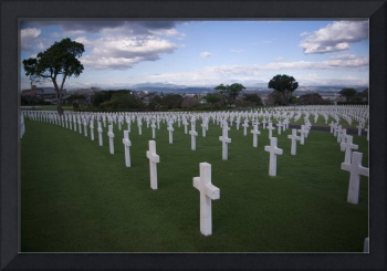 American Navy World War 2 Cemetery, Philippines
