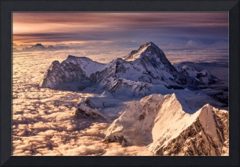 Makalu from Everest