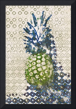 ORL-5294-2  Green Pineapple II