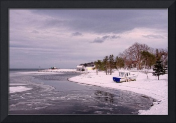 Winter in Atlantic Canada
