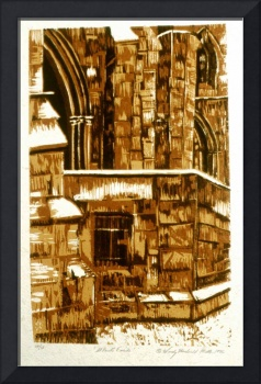 St. Paul Facade, by Wendy Malowany
