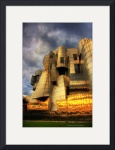 Minneapolis Skyline Photography Weisman Museum by Wayne Moran