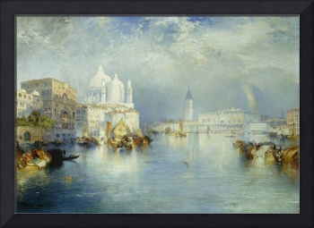 Grand Canal, Venice, 1903 (oil on canvas)