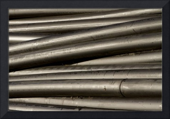 Abstract of Industrial black tubes