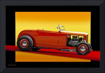 1932 Ford 'Citris Candy' Roadster