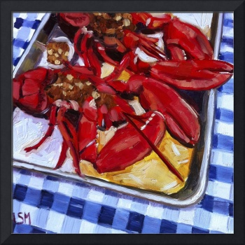 Red Hot Lobsters!