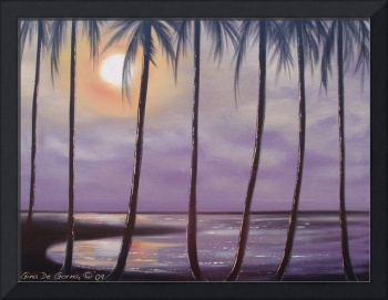 Tropical Charmer Sunset