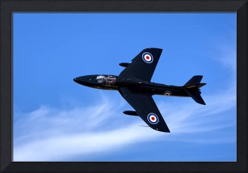 Hawker Hunter T.7A WV318