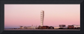The Turning Torso in Malmö