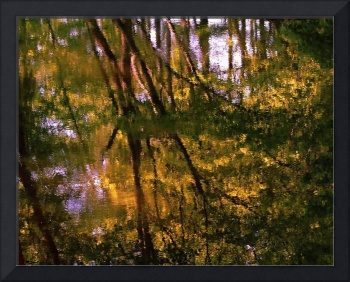 Piscataquog River Reflection lll