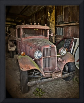 1934 Ford Truck HDR