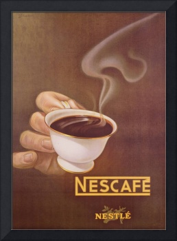 Advertisement for Nescafe by Nestle