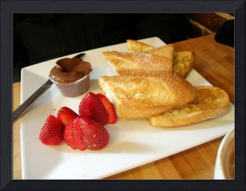 toast and nutella