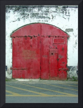BVI Red Door