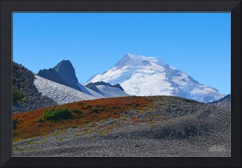 MOUNT BAKER AND COLEMAN PINNACLE