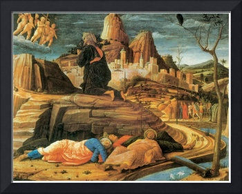 Andrea Mantegna's Agony in the Garden