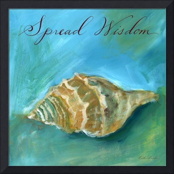 Dreamy Shells: Conch Spread Wisdom