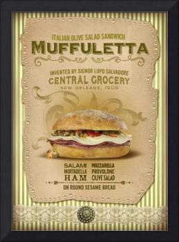 NOLA Collection MUFFULETTA
