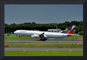 Philippines A340-300, RP-C3432 TO