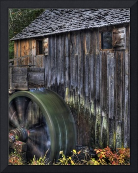 Old Mill at Cades Cove