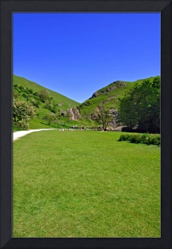Dovedale, Stepping Stones Area  (17512-RDA)