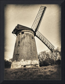 Bidston Hill - Windmill