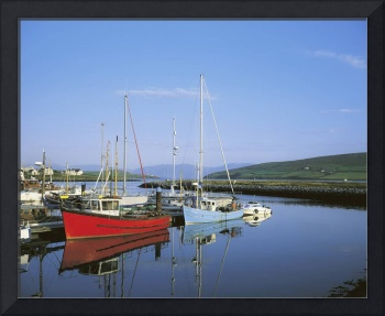 Dingle Peninsula, Dingle Harbor, Ireland