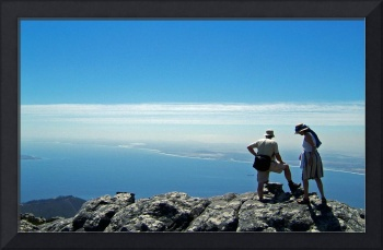 Table Mountain, Capetown ,South Africa