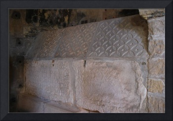 Carved Sarcophagus
