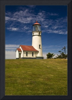 Lighthouse at Cape Blanco
