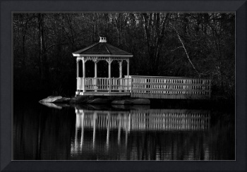 Gazebo At Golden Pond ll