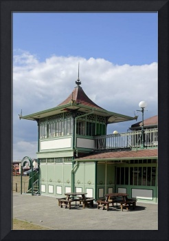Corner Detail of the Pavilion, Ryde (24300-RDA)