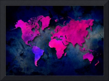 world map 2078