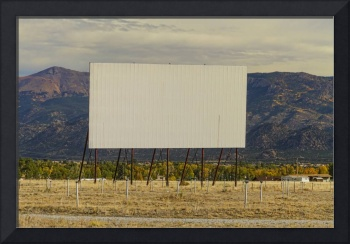 Retro Drive-In Theater