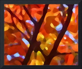 Fall Tree Light