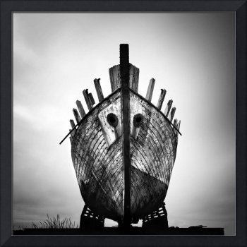 Iceland: Ghost Ship