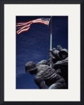 Iwo Jima Memorial by Dave Wilson
