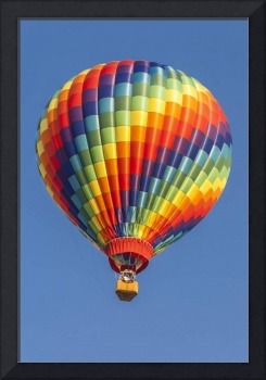 Ballooning in Color