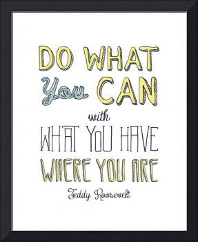 Do What You Can • Multi B