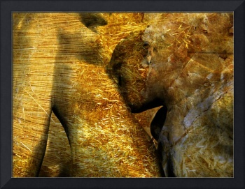 Homage to Rodin - Eternal Idol - Variation Wheat 3