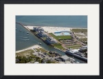 Wychmere Harbor Beach and Tennis Club Aerial #1 by Christopher Seufert