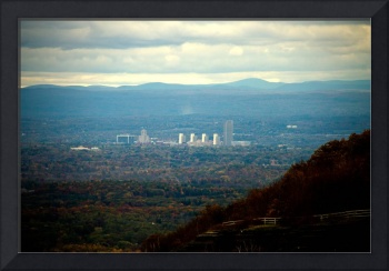 Albany from Thacher Park